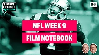 Dez to the Saints: How Big of an Impact Will Bryant Have? | NFL Week 9 Film Notebook