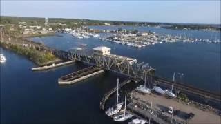 Mystic CT: A Quick Drone Tour