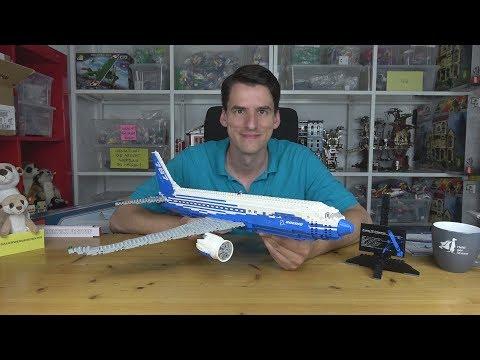LEGO® Sculptures 10177 - Boeing 787 Dreamliner