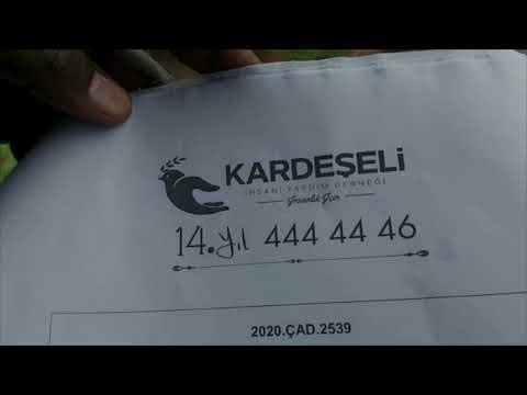 Teşekkürler Türkiyem Kardeşeli 2020 Kurban Mutluluğu!