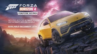Forza Horizon 4 - Fortune Island Expansion Trailer