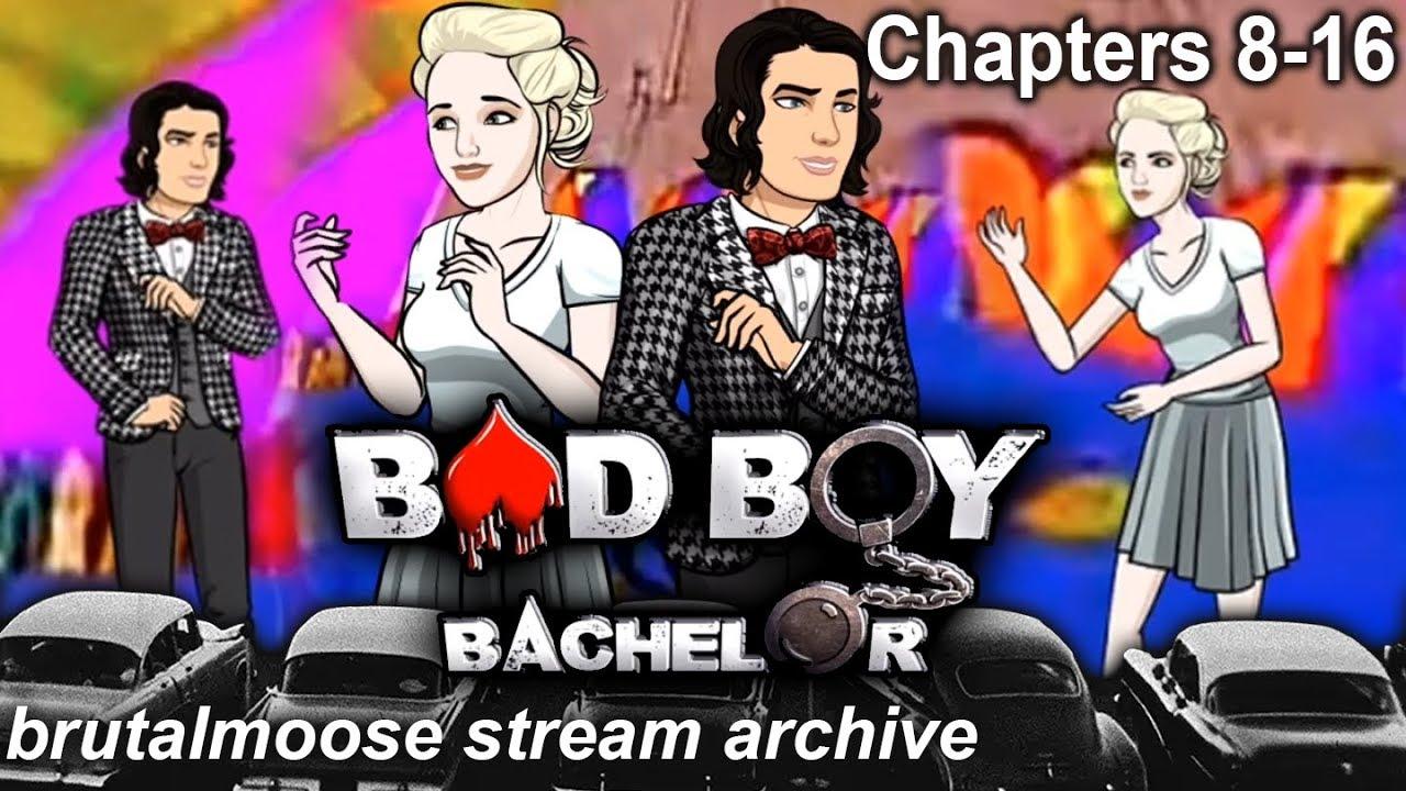 Episode Bad Boy Bachelor Ch 8 16 Fanmail Youtube
