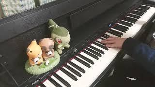 良い曲過ぎます(*´ω`*) 弾いてる人が少ないのが不思議 Twitter→ https://twitter.com/PianoNaoto?s=09.