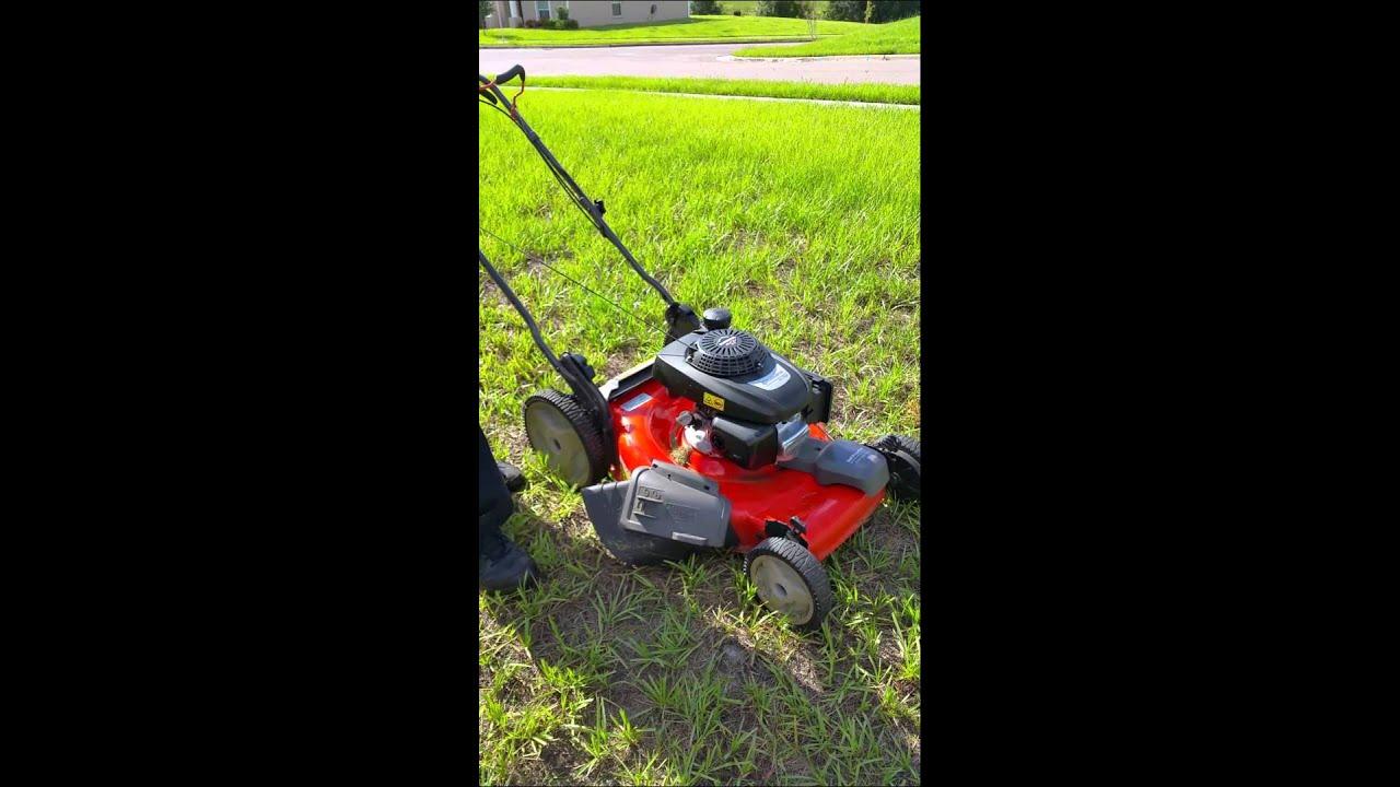 Husqvarna HU 700F Mower
