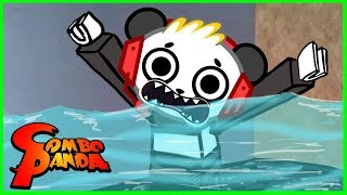 Roblox Flood Escape Let's Play with Combo Panda