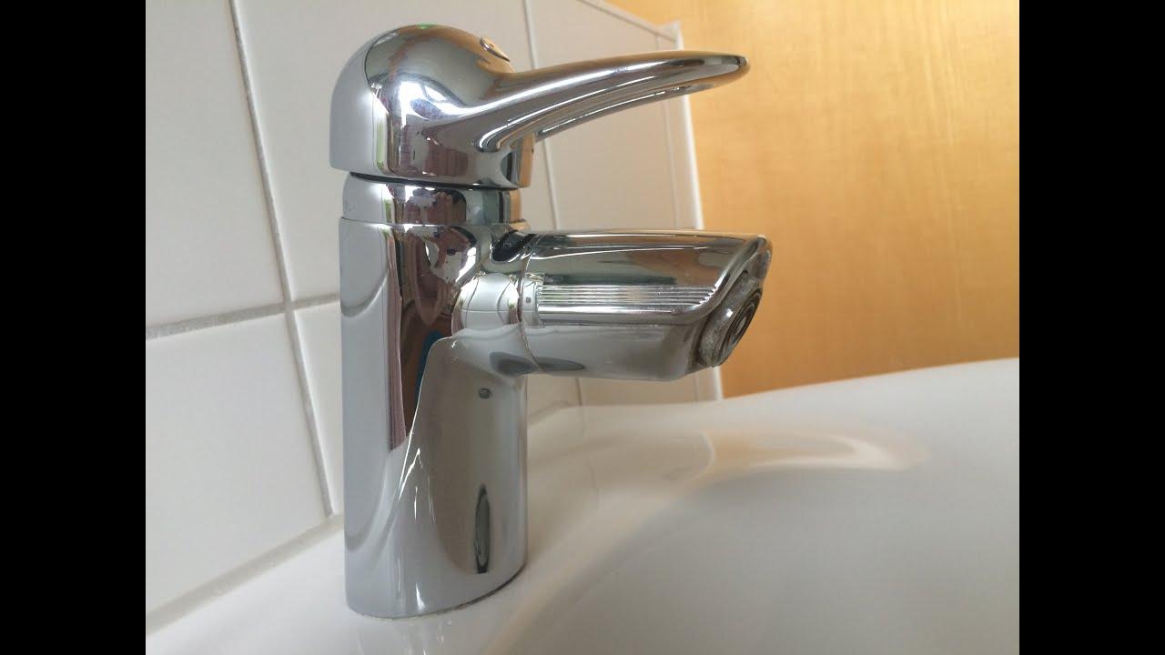 Neu Wasserhahn Reparieren Einhebelmischer Ideen