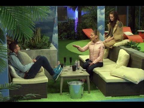 BBUK 2015, Day 17: Sarah Greenwood to Joel Williams: