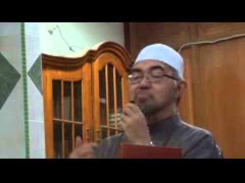 Prof Hafidzi Mohd Noor di Labuan Bhg 3 & 4 - Mesir dsb