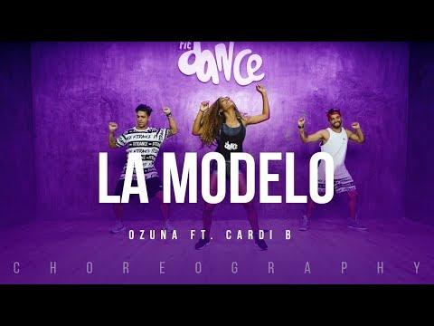 La Modelo - Ozuna ft. Cardi B | FitDance Life (Coreografía) Dance Video