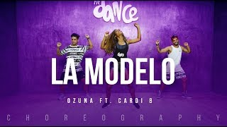 Download La Modelo - Ozuna ft. Cardi B | FitDance Life (Coreografía) Dance MP3 song and Music Video