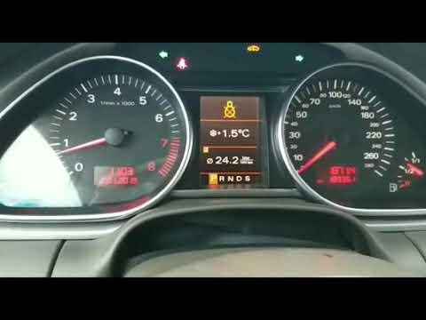 Audi Q7 4.2 лечим масложор и снижаем расход топлива! 1ая часть!