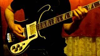 Deep Purple - Rat Bat Blue (Bass Cover)