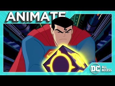 JUSTICE LEAGUE ACTION: Darkseid vs. the League