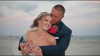 """God Gave Me You"" - Courtney and Cory - Wild Dunes Resort - Charleston, SC"