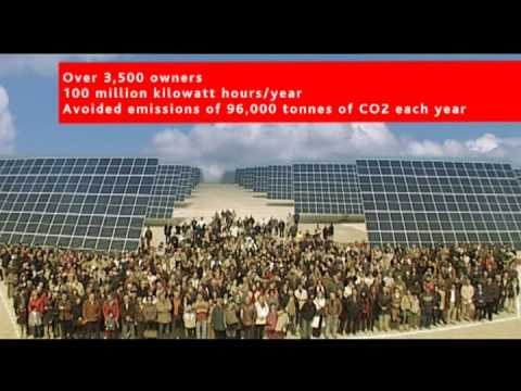 ACCIONA Solar Energy corporate video