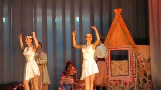Ягодки(Детский танцевальный коллектив
