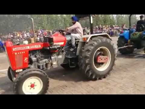 sawraj 855 vs sonalika 60 rx || tractors zone ||