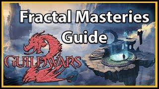 Guild wars 2 Fractal Masteries