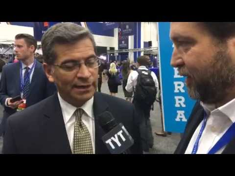 Post-Debate: Michael Shure With Rep. Xavier Becerra On Hillary's Performance
