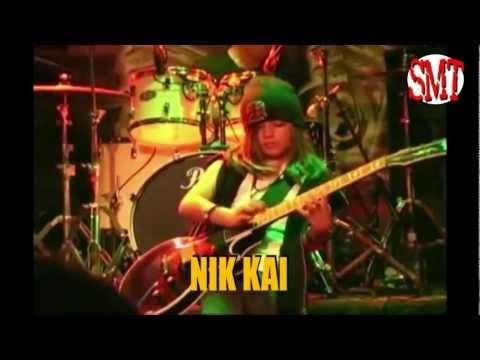Nik Kai - 11 Year Old Guitar Prodigy - Street Famous
