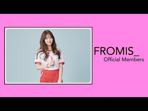Introducing FROMIS_9   Idol School EP. 11 Final Top 9 Official Ranking