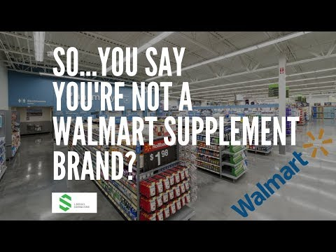 I'm Not A Walmart Type Of Supplement Brand   Deep Dish CPG Ep.44