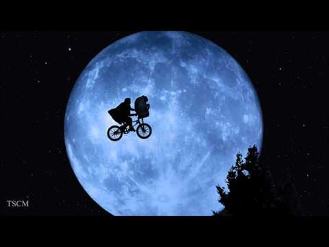 John Williams - Flying Theme (E.T. the Extra-terrestial Soundtrack) [HD]