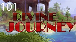 Divine Journey with Arkas/Pakratt/Nebris/Guude - E101
