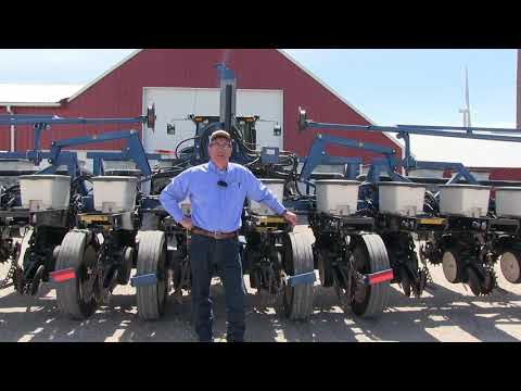 Marion Calmer - On-Farm Research Series Part 5 - Soybean Populations and Row Spacing