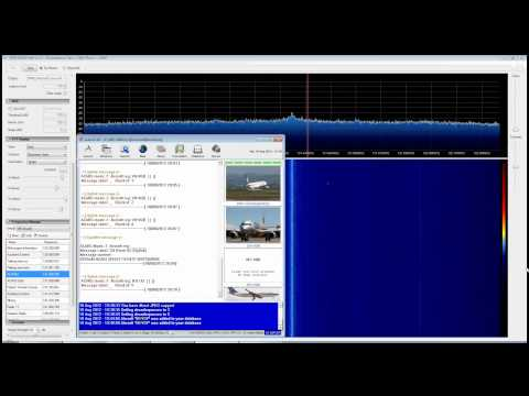 ACARS Decoding with RTL SDR (RTL2832), SDR Sharp and ACARSD