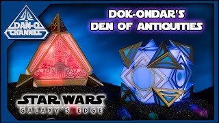What is Dok-Ondar's Den of Antiquities at Star Wars Galaxy's Edge
