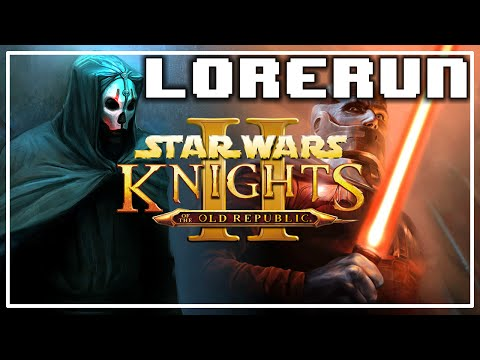 KoTOR Lorerun: Knights of the Old Republic II Part 1: Peragus Mining Facility