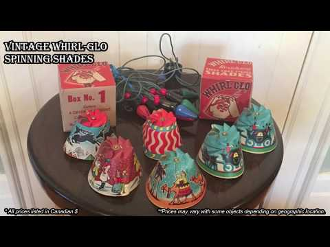 Ep119: Antique Christmas Ornaments