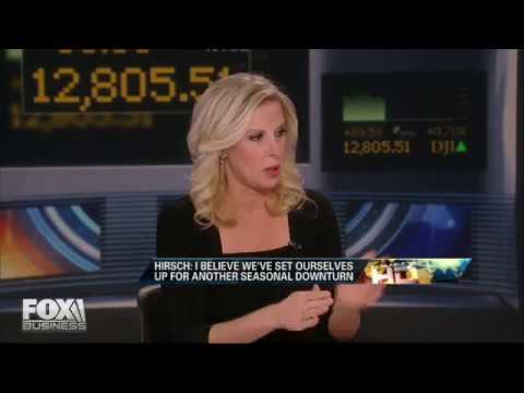 Todd Schoenberger explains Sell in May on FOX News, with Cheryl Casone