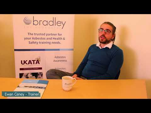 An Interview with one of our Asbestos Trainers