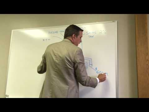 Superintendent illustrates funding gap for school districts