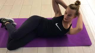 Видео урок BODY MAKE (Боди Мейк) Упражнения на пресс – СДЕЛАЙ СВОЮ ФИГУРУ ИДЕАЛЬНОЙ