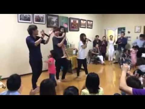 Nobody-Khởi My, La Thăng tại Nhật