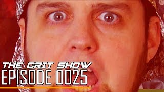 Real Fake Blood & Craigslist Mopeds | CRIT Show 0025 thumbnail