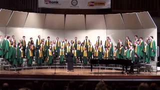 CHS A Choir State Champions: Lamentations of Jeremiah