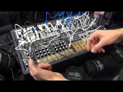 NAMM2014 MakeNoise Modules Part1