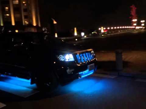 Jeep Grand Cherokee Underglow