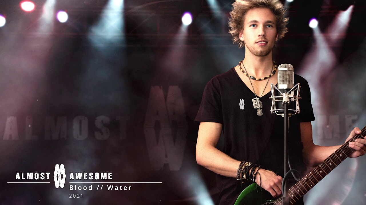 grandson – Blood // Water | Almost Awesome Rock Cover | 2021