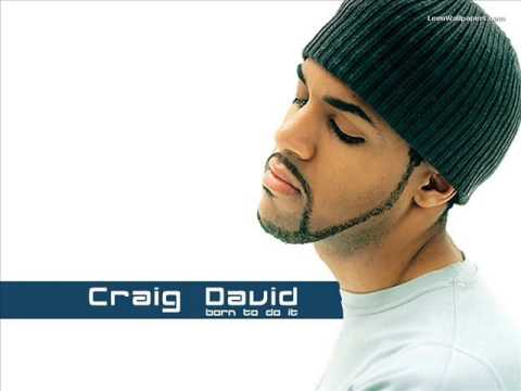 Craig David bonus tracks