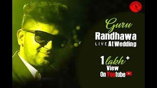 GURU RANDHAWA LIVE @WEDDING, FOR BOOKING-9811179580