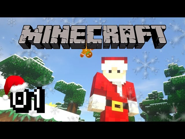 DIE SCHÖNSTE ZEIT DES JAHRES - Minecraft Christmas Special 2018 #01