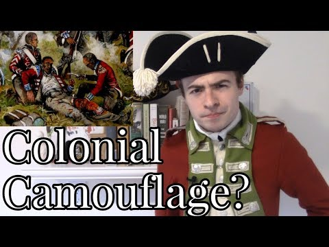 Why did the British Wear Red?