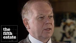 Don Cherry on immigration, hockey fighting in 1990 CBC interview