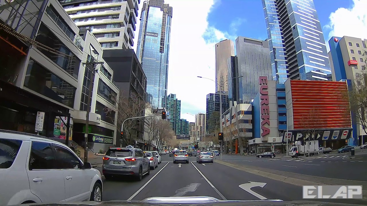 Parking Near Crown Melbourne