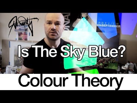 Colour Theory: Is The Sky Blue?